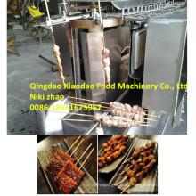 Электрическая или газовая автоматическая гриль-машина / Гриль-машина для барбекю
