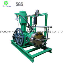 Large Displacement Neon Gas Diaphragm Compressor