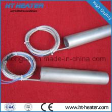 Calentador de boquilla de canal caliente completamente cerrado de alta calidad