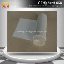 Película removível PET revestida de silicone