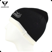 Men′s Fashion 3D Embroidery Winter Cap