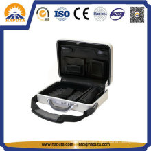 Aluminum Business Storage Brief Case with Strap (HL-5203)