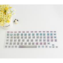 Kundenspezifische dekorative Plastikaufkleber für Laptops, Macbook