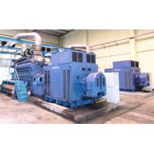 1MW-50MW Дизельный газ Hfo Поставщик топливной электростанции