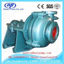 Nj elektrische Schlammpumpe / Baggerpumpe / zentrifugale Sand- und Kies-Pumpe