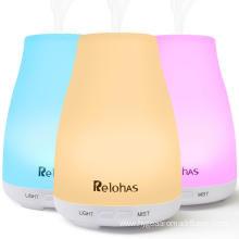 Shenzhen Small Ultrasonic Rainbow Air Humidifier 100ml
