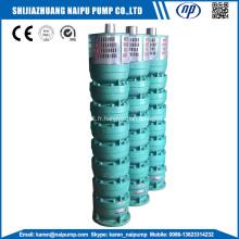Pompes à eau submersibles QJ
