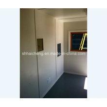 Estructura de acero barato Contenedor portátil Casa para vivir