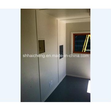 Chambre portative bon marché de récipient de structure métallique pour la vie