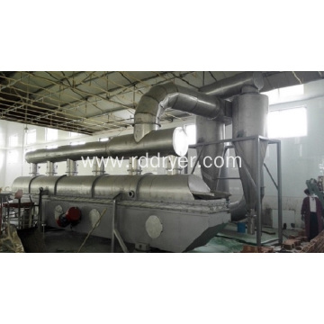 Zlg Horizontal Vibration Fluid Bed Drier Machine for Egg Shell