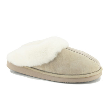 Indoor 100% Sheepskin Slippers