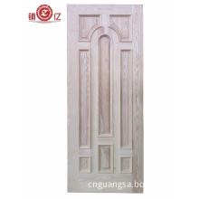 Interior Solid Wood Doors, Panel Doors (ZY-P6601)