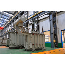 110kv China zwei Wicklungen, off-Load Voltage Regulierung Power Transformer