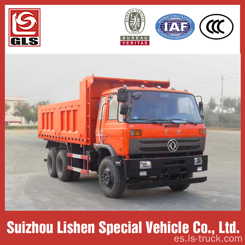 Carro de descarga 6 x 4 Dongfeng