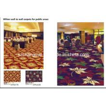 Máquina Woven Wilton parede para Wall Hotel Carpets (MP6077R)