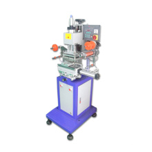 Área de impresión: 100X 160mm plana / cilíndrica Hot Stamping Machine