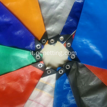 PE Tarpaulin for Truck Cover