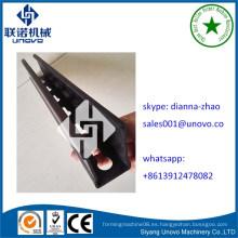 Canal de C del unitstrut para el acero suave del puntal