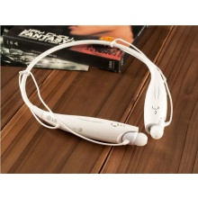 sport bluetooth in ear earphone colore bianco