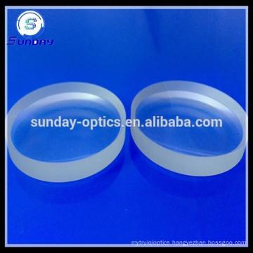 Glass plano convex lens,K9,BK7,12.7mm,20mm,25mm,25.4mm