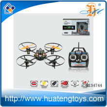 Nuevo llega el kit del quadcopter del rc de 2.4g 4ch con el girocompás, kit H134744 del UFO del intruso del quadcopter del rc