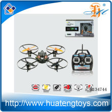New arrive 2.4g 4ch rc quadcopter kit with gyro,rc quadcopter intruder UFO kit H134744