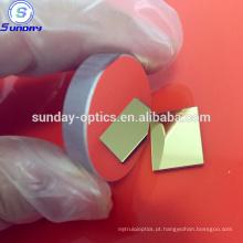 Espelho de vidro óptico revestido a metal BK9
