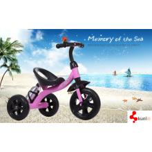 Triciclo de tres ruedas para niños