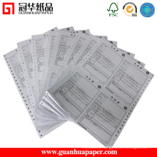 SGS 241mmx280mm Computer Paper in High Quality