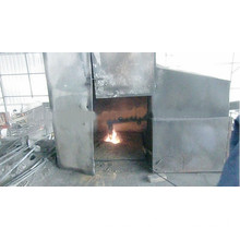 Used Gravity Induction Melting Furnace for Brass Fittings