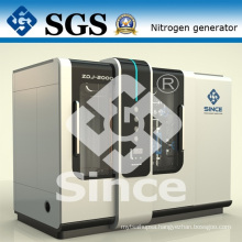 High Performance PSA Nitrogen Generator With Container