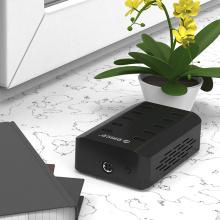 ORICO DUB-10P-V110 Anschlüsse USB Smart Ladestation