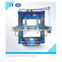 CNC Double Column Vertical Lathe preço para venda em estoque