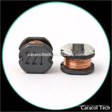 Tiny SMD Componente SMD bobina Inductor de potencia para enrutador