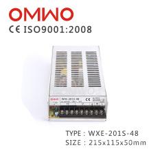 Wxe-201s-48 Hotsale Constant 201W Single-Ausgang Stromversorgung AC zu DC SMPS Switch
