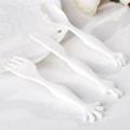 2018 хорошее качество пластиковые одноразовые ложки мороженого пластиковые нож формы плесень inTaizhou
