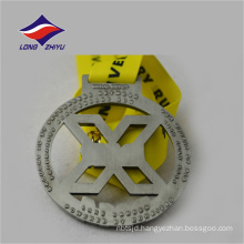 China factory custom design run event sports medal crafts