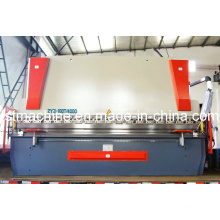 CNC Hydraulic Press Brake, Hydraulic Bending Machine, CNC Press Brake (ZYB-100T 4000)