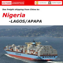 Ocean Shipping Forwarder From China to Lagos (Forwarder)