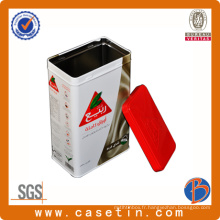 Professional Coffee Tin Can Manufacturer