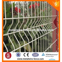 WIRE PANEL GARDEN FENCE/ DECORATIVE WELDED WIRE MESH FENCE PANEL