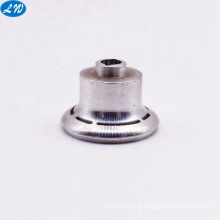 OEM Sheet Metal Fabrication Stamped Parts Aluminum Earphone Components Parts