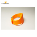 Aangepaste Pure Color 13,56 mhz Proximity RFID-polsband