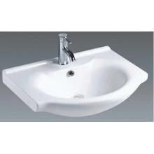 Керамический тазик для ванны Top Mounted (B650)