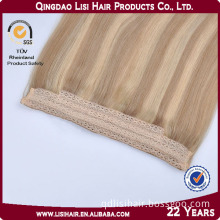 5A++ Grade Top Quality Flip in Hair Extension