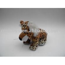 gefüllter Miniplüschleopard