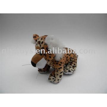 peluche mini peluche léopard