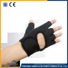 guantes de mano de fitness de trabajo