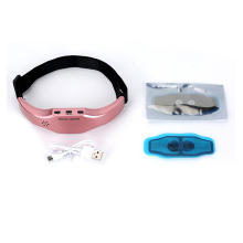 Зарядка через USB беспроводной массажер для головы с прибором для сна