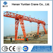 Grúa de pórtico de Warehouse ampliamente utilizada de calidad superior en China